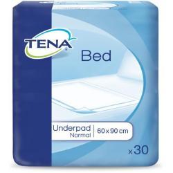 Впитывающие пеленки для взрослых TENA Bed Underpad Normal, 60х90 см, 30 штук