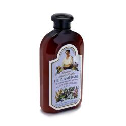Пена для ванн Рецепты бабушки Агафьи Успокаивающий сбор, 500 мл