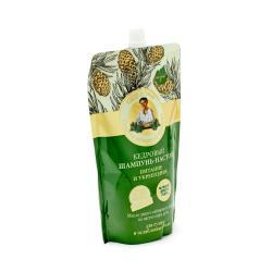 Шампунь-настой для волос Рецепты бабушки Агафьи Питание и укрепление. Кедровый, 500 мл