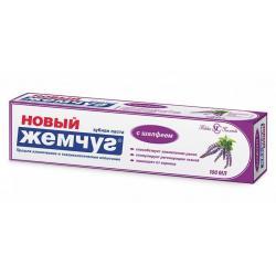 Зубная паста Новый жемчуг. С шалфеем, 100 мл