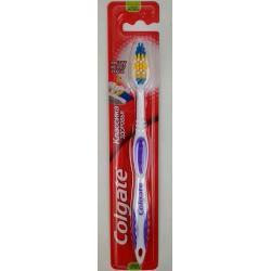 Зубная щетка Colgate Классика здоровья, средней жесткости
