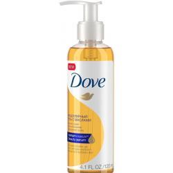 Мицеллярный гель для снятия макияжа Dove, с маслами, 120 мл